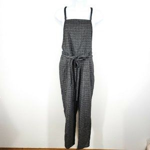 Abercrombie Fitch Womens Dark Academia Jumpsuit